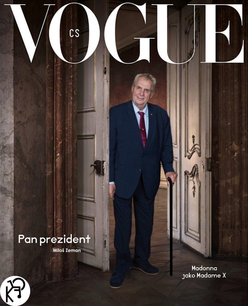 Vogue Zeman