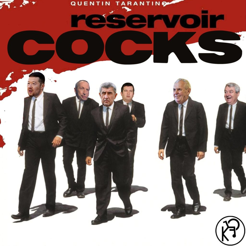 Reservoir cocks