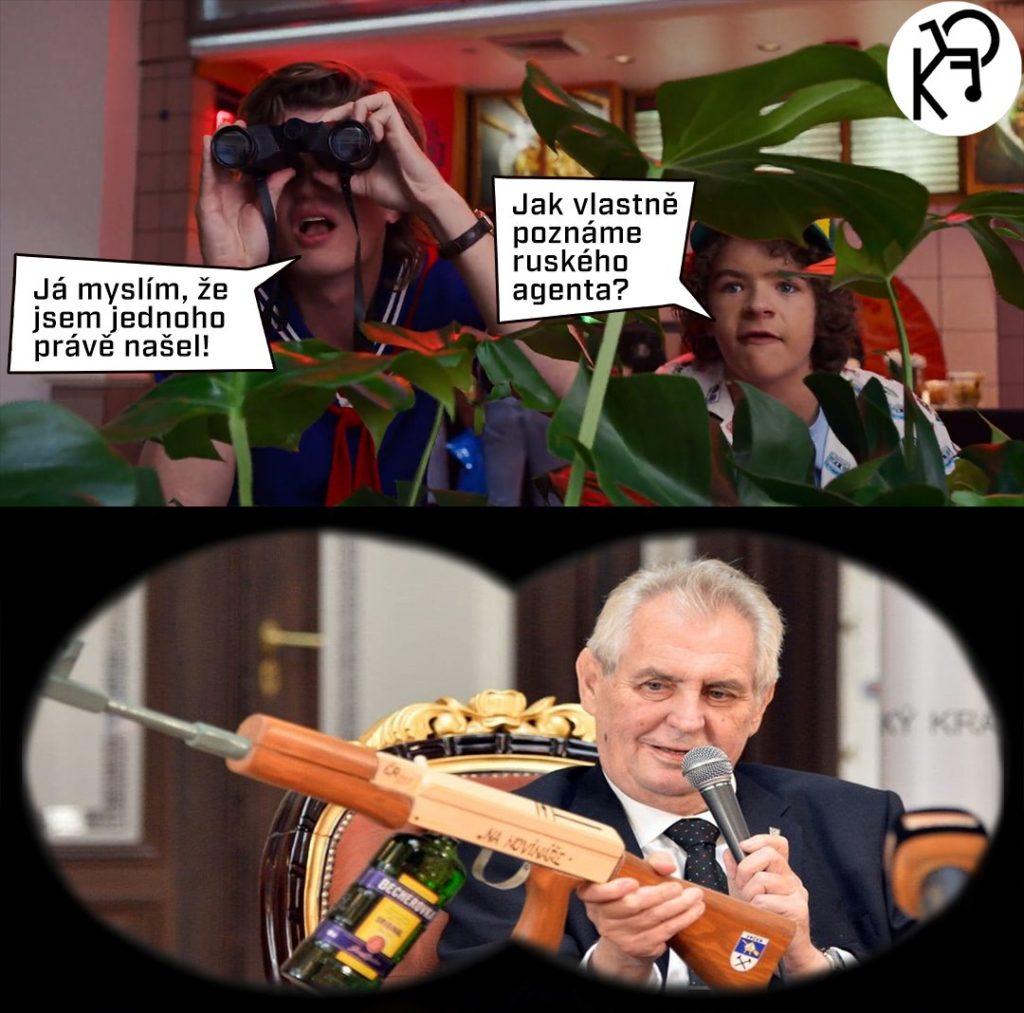 Ruský agent
