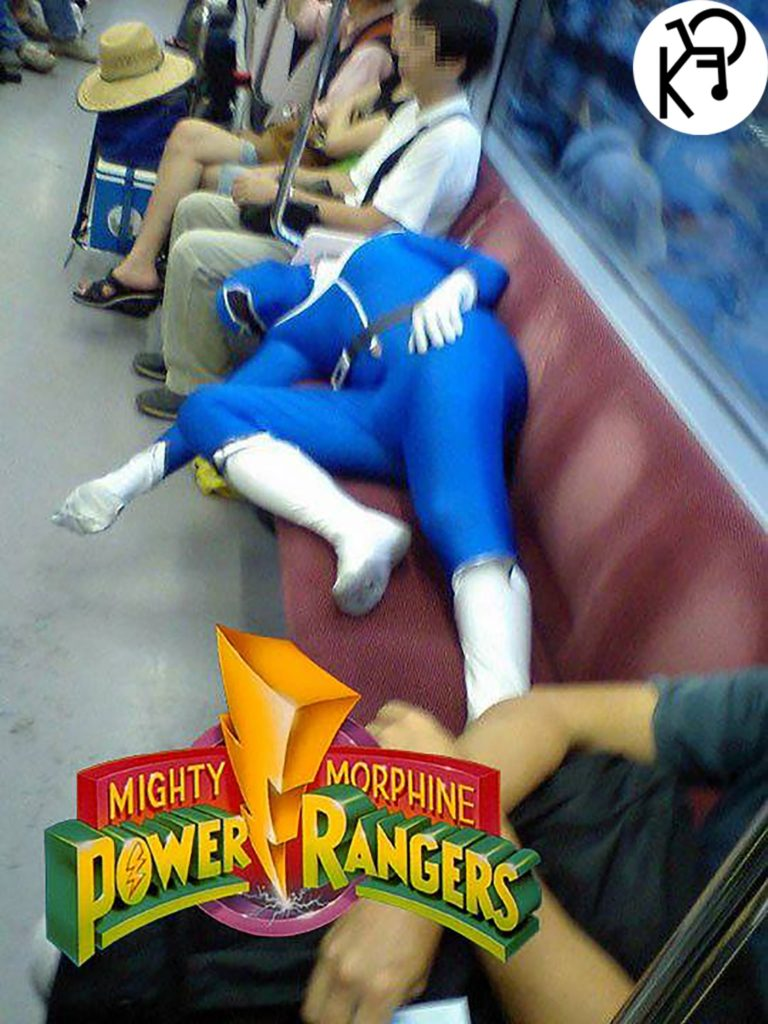 It´s morphine time
