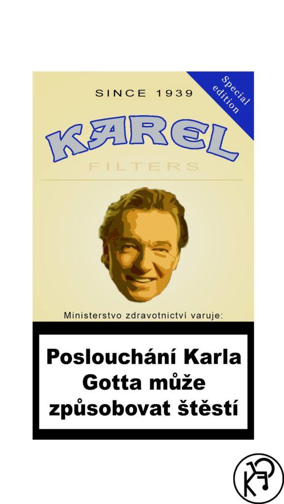 Cigarety Karel