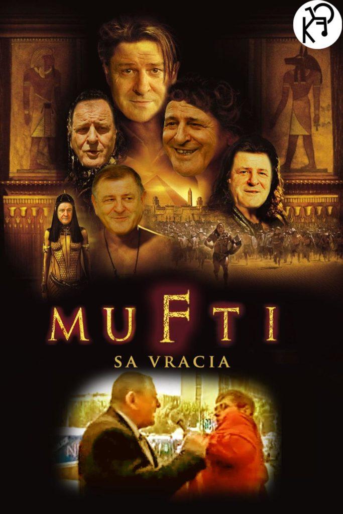 Mufti sa vracia