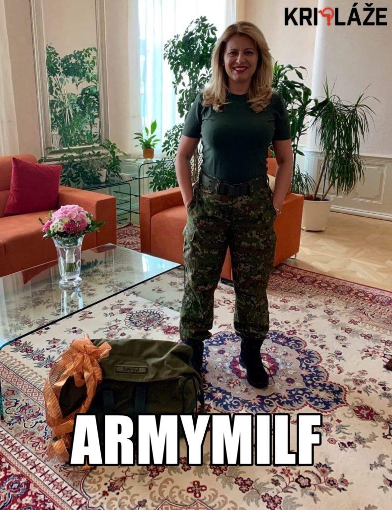 Armymilf