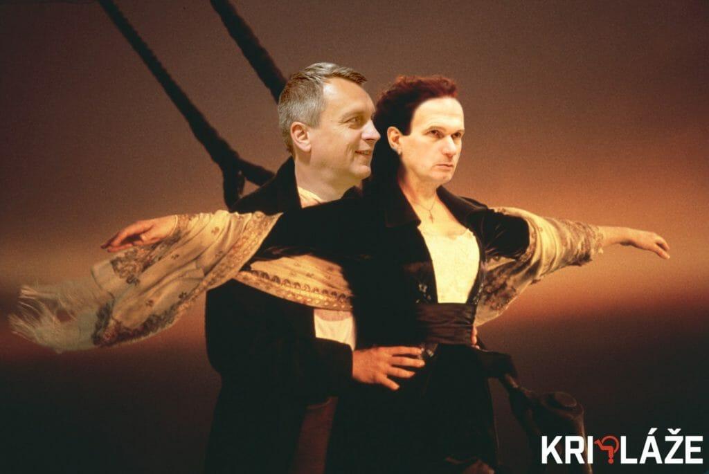 Kuffa a Danko na Titanicu