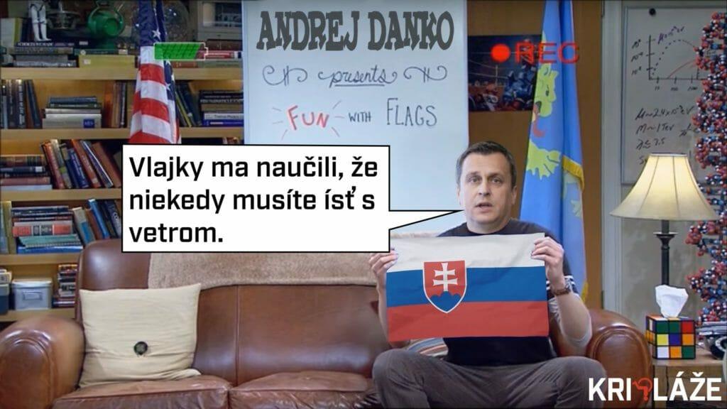 Fun with flags s Dankom