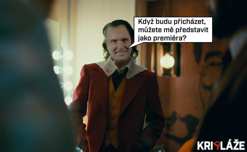 Joker Jaromír Soukup