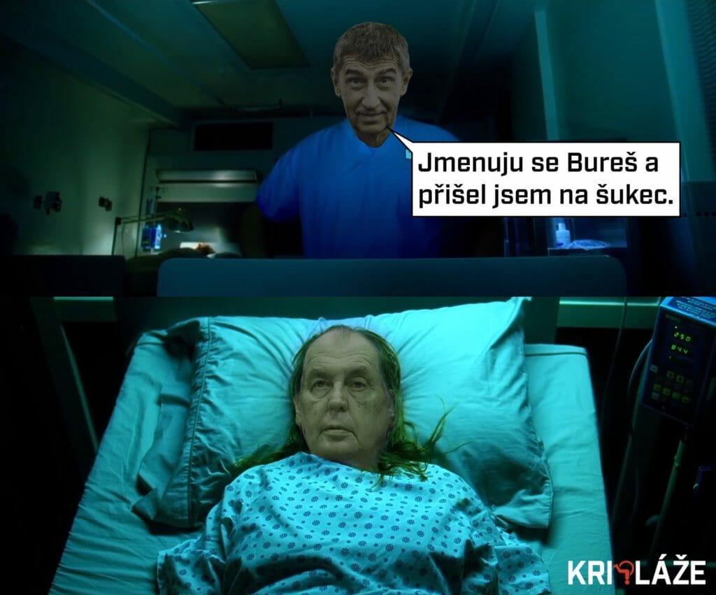 Kill Bill Bureš