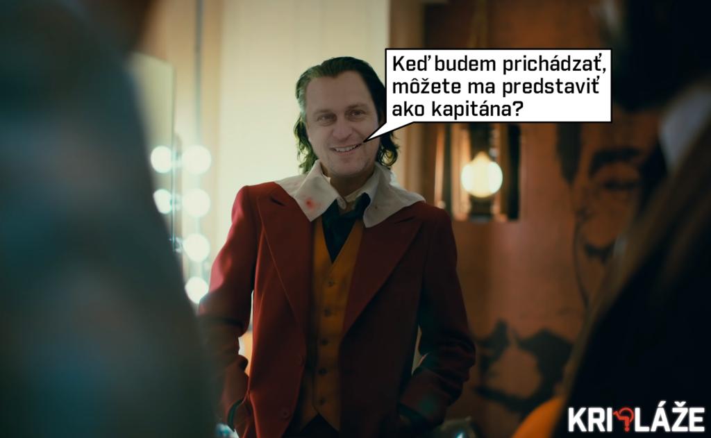 Joker Andrej Danko