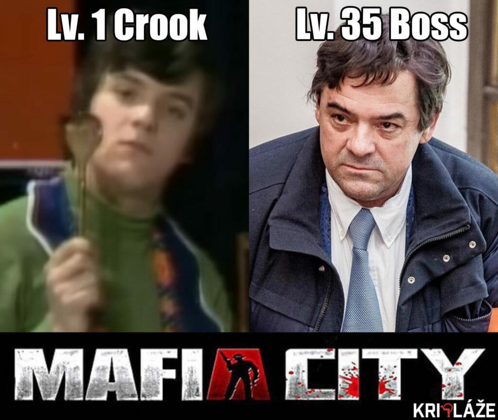 Mafia city Kočner