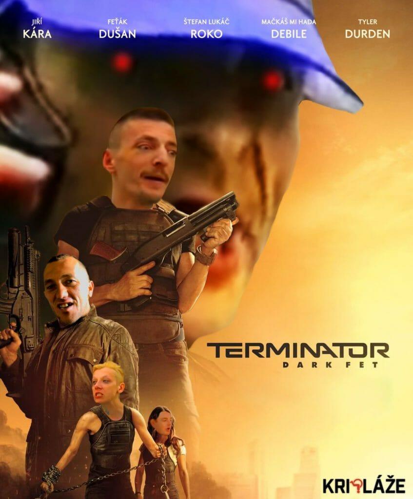 Terminátor Dark Fet