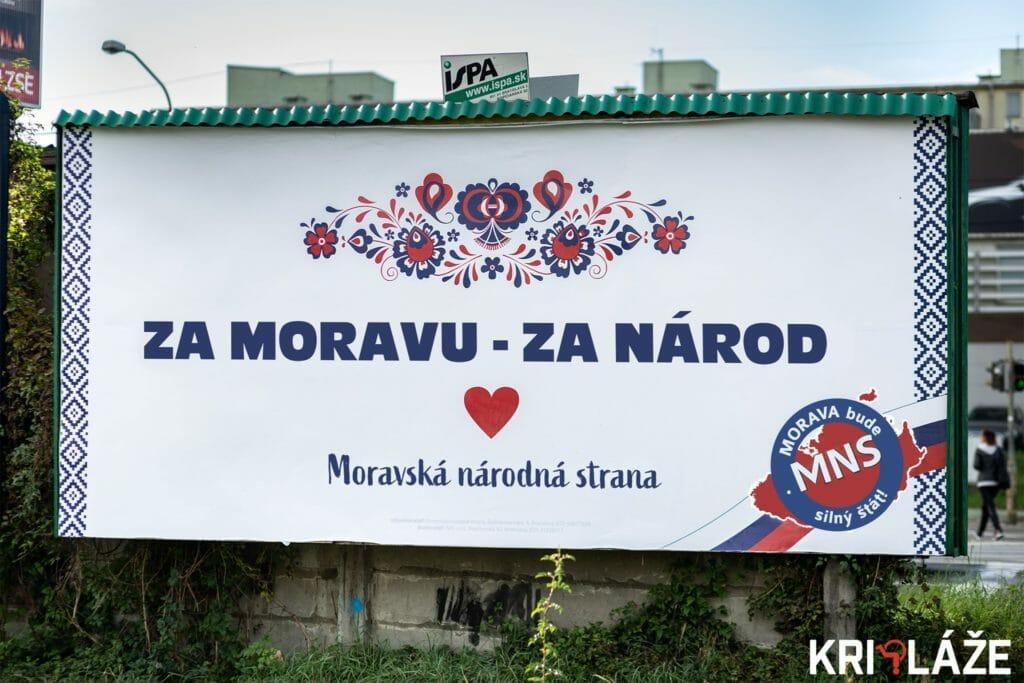 Moravská národná strana