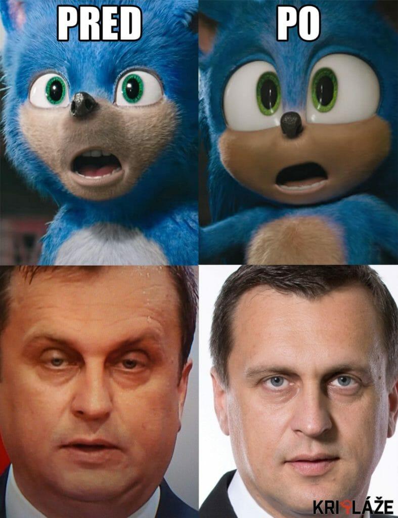 Andrej Danko Sonic