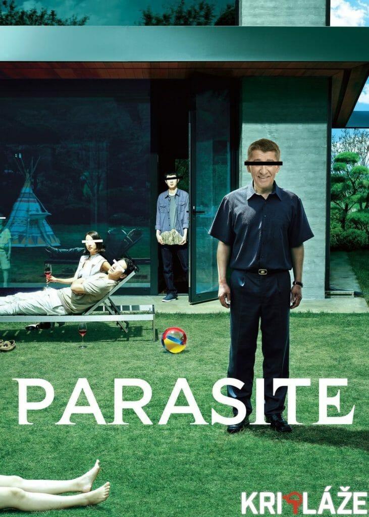 Parasite Bureš