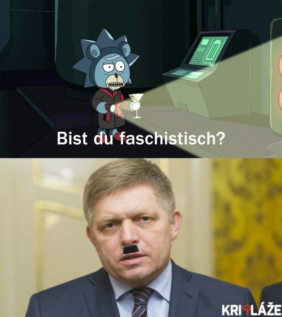 Bist du faschistisch?