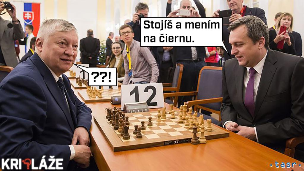 Danko šach 1