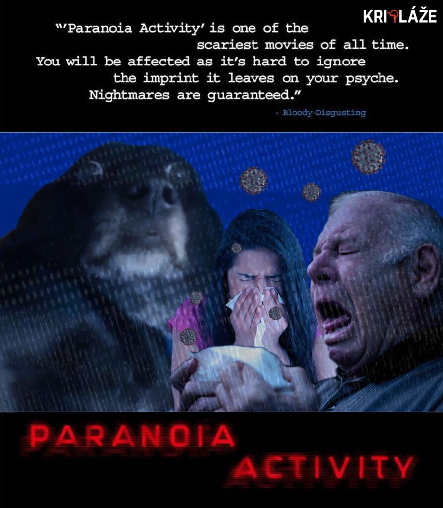 PARANOIA ACTIVITY