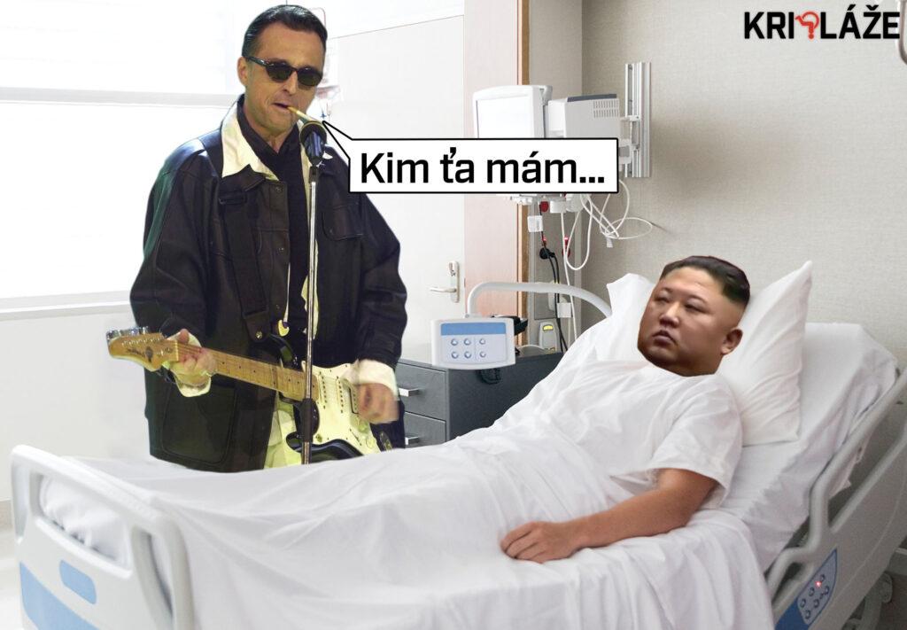 Kim ťa mám