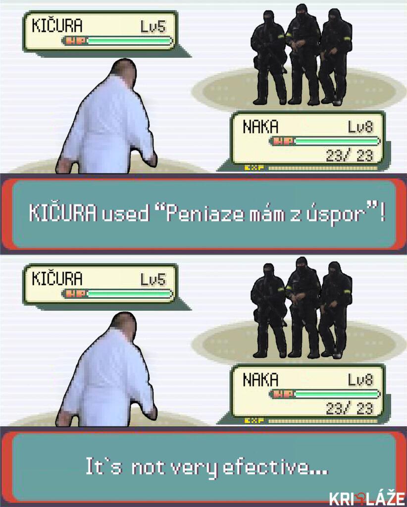 Kičura Pokemon