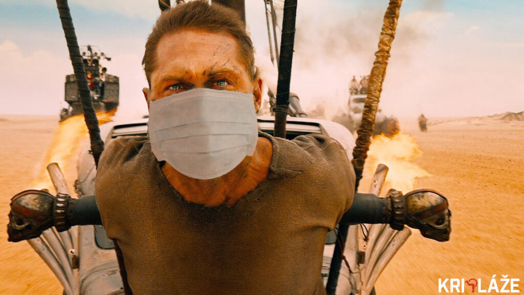Mad Max: Fury Cough