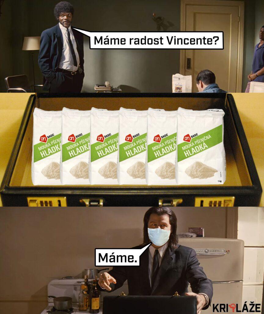 Máme radost Vincente?