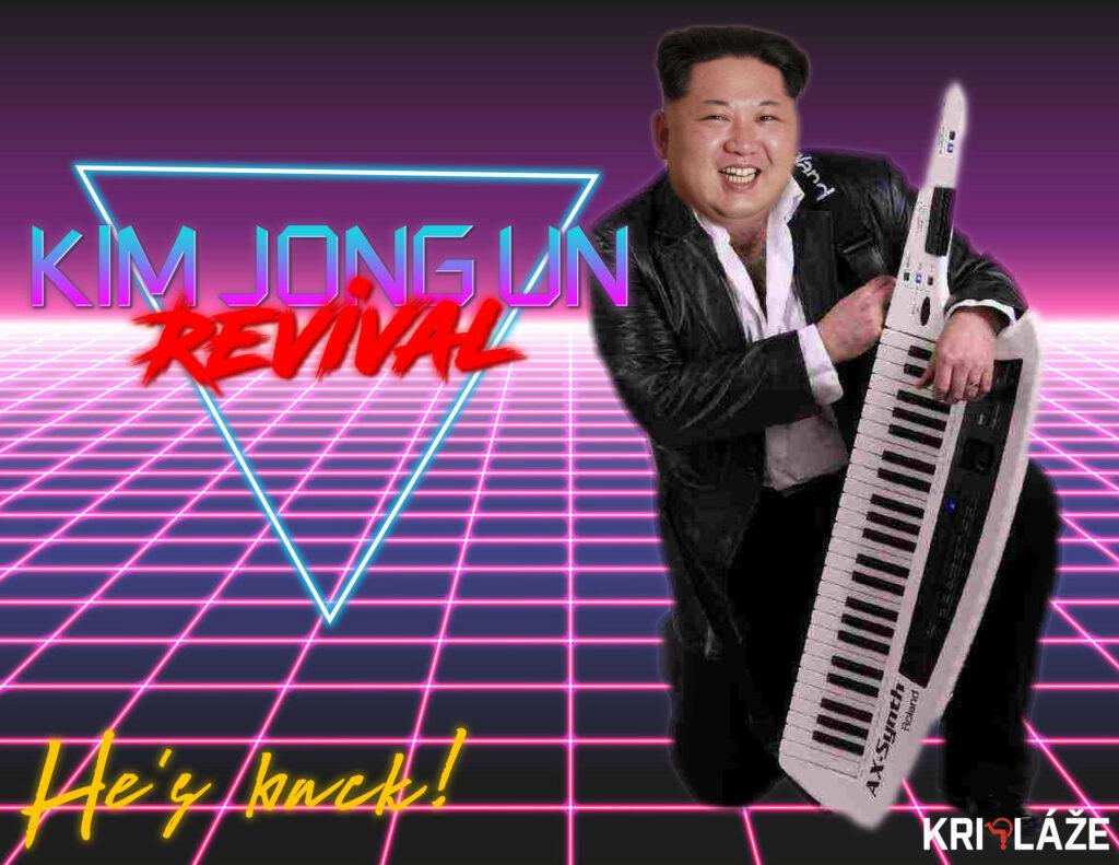 Kim Jong Un revival