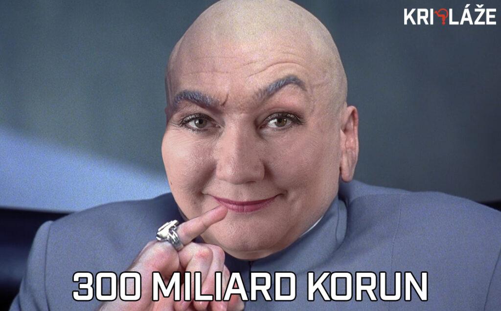 300 miliard