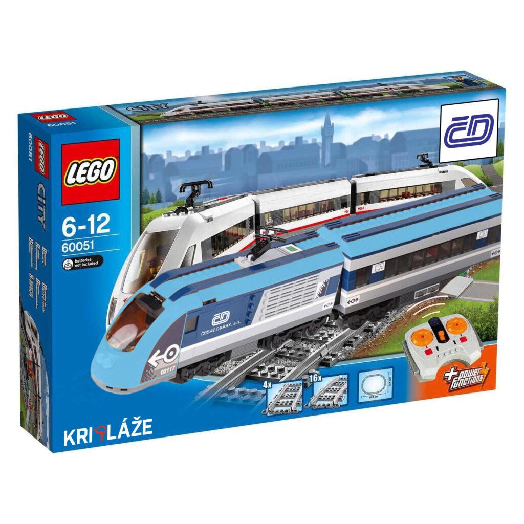 LEGO České dráhy