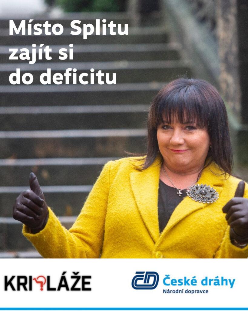 Místo Splitu zajít si do deficitu