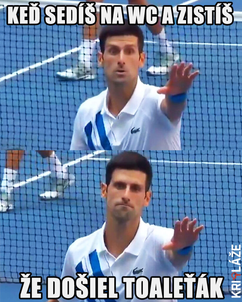 Djokovic meme