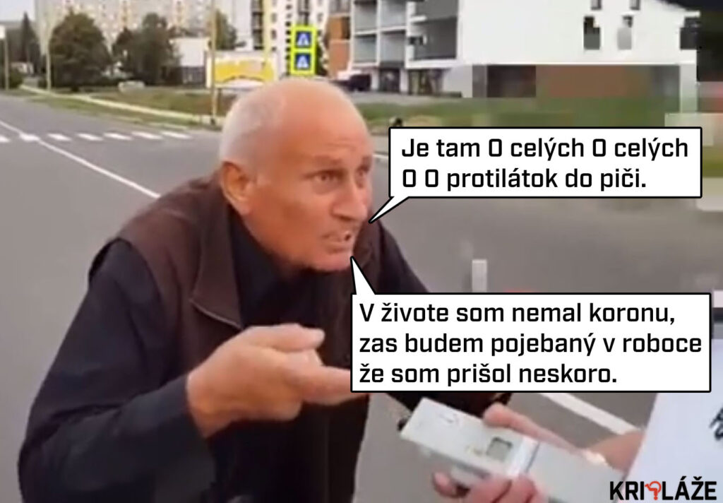 nula cela nula korona