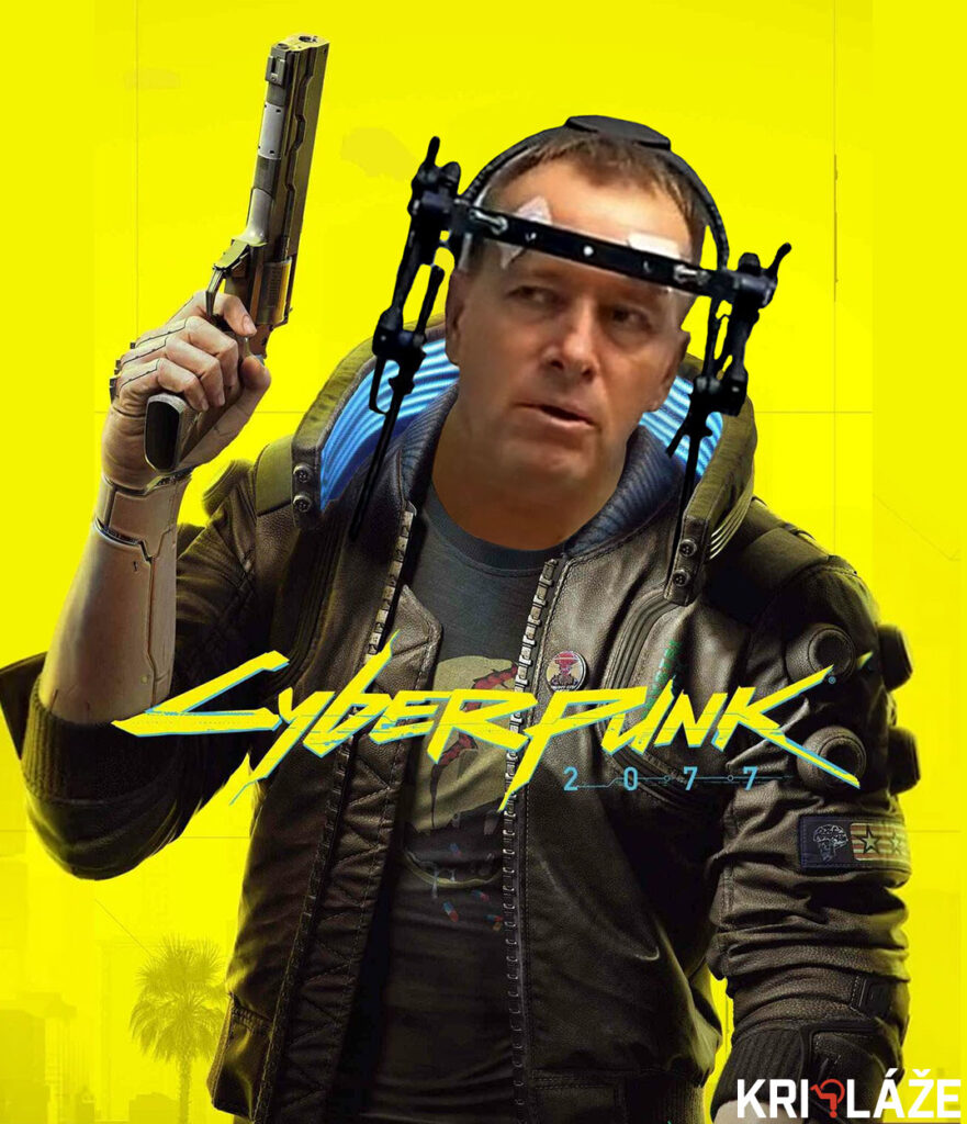 Cyberpunk 2077 Kollár