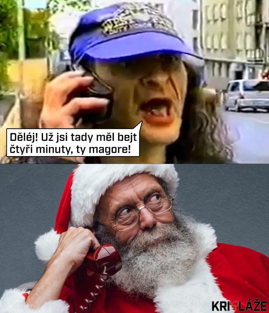 Jiri Kára Vánoce