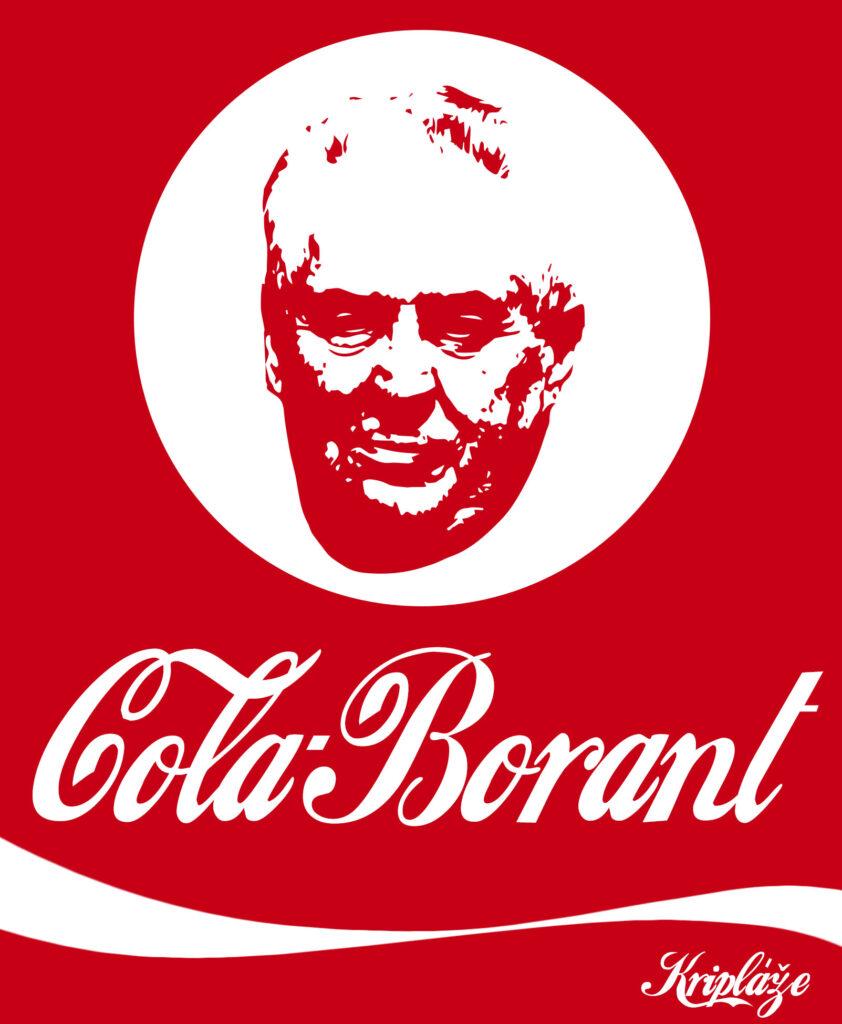 cola borant zeman