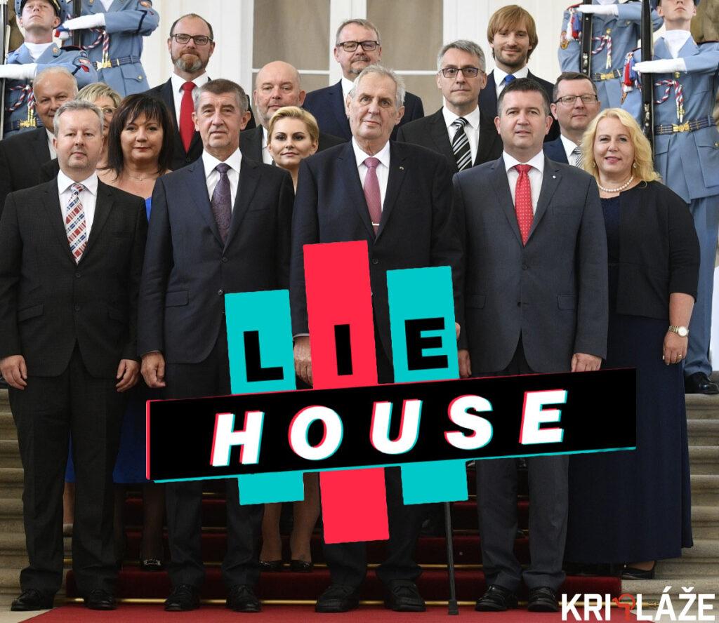 Lie House