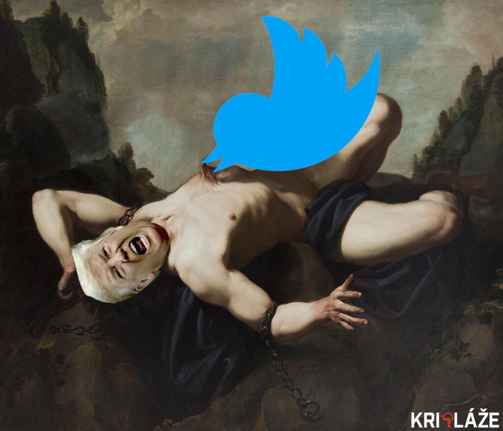 prometeus twitter trump